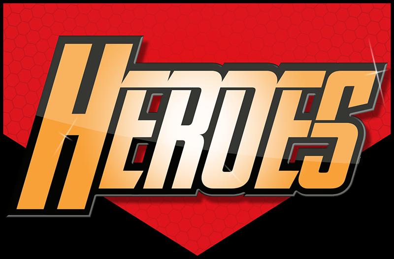 Heroes new logo