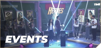 Heroes II Events