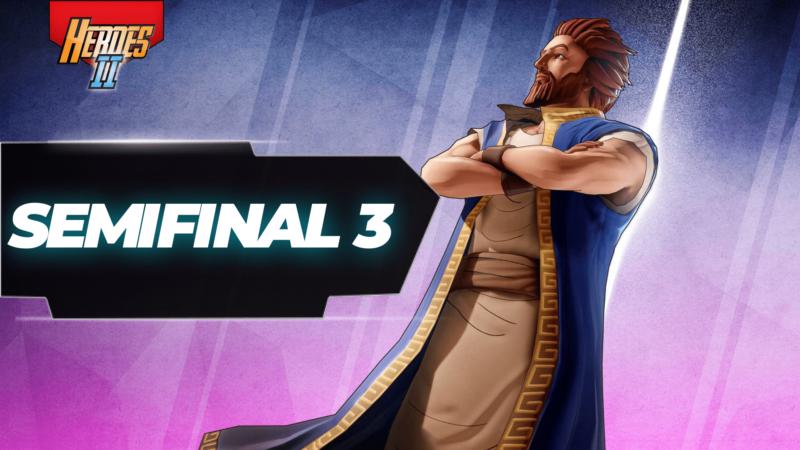 Semi-final 3 banner