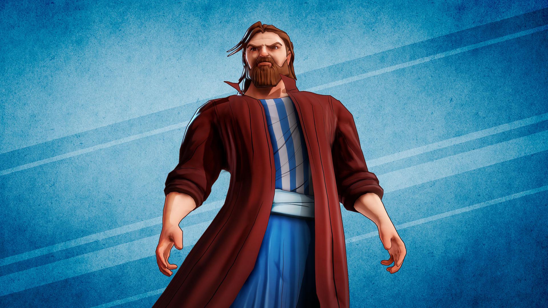 Heroes II John the Beloved